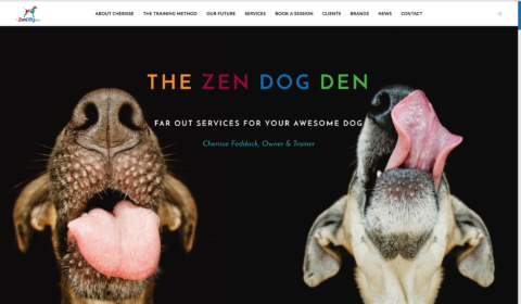 The Zen Dog Den